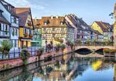 Un petit coin d'Alsace
