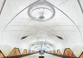 Station de métro aéroport, Moscou
