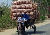 Puzzle Transport cambodgien