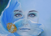 L' Ame du pavot bleu- Alix