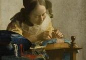 La dentellière de Vermeer