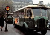 Puzzle vieux bus parisien