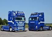 duo de camion