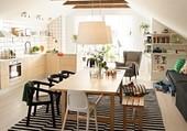 IKEA DINNING ROOM
