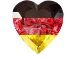 Coeur diamant allemand