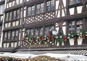 Puzzle marché de noël Strasbourg