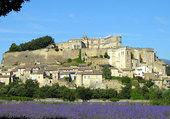 Puzzle Le château de Grignan