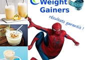 Weight Gainers - Spiderman