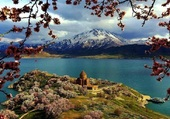 Belle vue sur la montagne