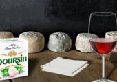 Boursin ou crottins ? et un peu de vin..