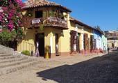 Petite rue de Cuba