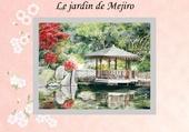 Le jardin de Merijo de M-C Houmeau