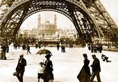 Paris, début 20ème siècle...