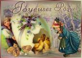 Puzzle Joyeuses Pâques