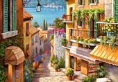 Puzzle Bellagio
