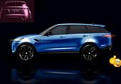 Nouvelle Range Rover Velar