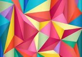 triangles géométriques