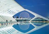 CITE DES ARTS ET SCIENCES VALENCE-SPAIN