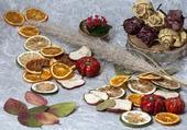 Compositio de fruits séchées