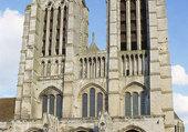 La cathédrale Notre Dame à Noyon