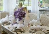 Puzzle table de Pâques