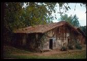 Vieille maison landaise
