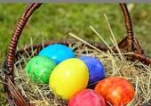 Puzzle Oeufs de Pâques