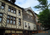 TROYES Vieilles façades