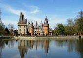 Le chateau de Maintenon
