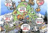 Puzzle Années pour déchets