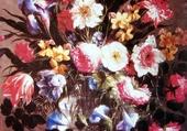 Bouquet , tableau Juan de Apellano