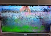 écran télé fantaisiste