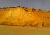Falaise de la Mine d'Or