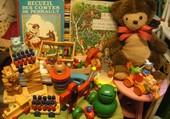jouets d'antan