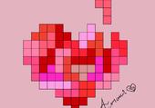Tétris coeur