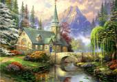 église du lac