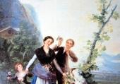 Le Printemps par Francisco Goya