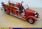 Mack 75BX Pompiers NY