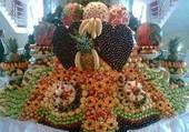 Puzzle Buffet de fruits