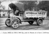 camion antique