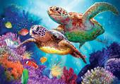 Puzzle l'océan