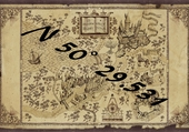 carte du maraurdeur