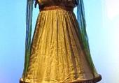 robe abat jour