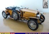 Rolls-Royce S.Ghost Skiff Cuivre