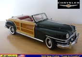 Puzzle Chrysler New-Yorker T&C