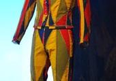 Arlequin costume de scène