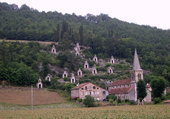 Eglise Chemin de croix