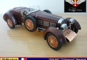 Hispano-Suiza H6C Tulipwood