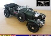 Bentley 4,5 Compresseur Le Mans