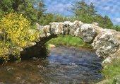 Pont de Senoueix en Creuse